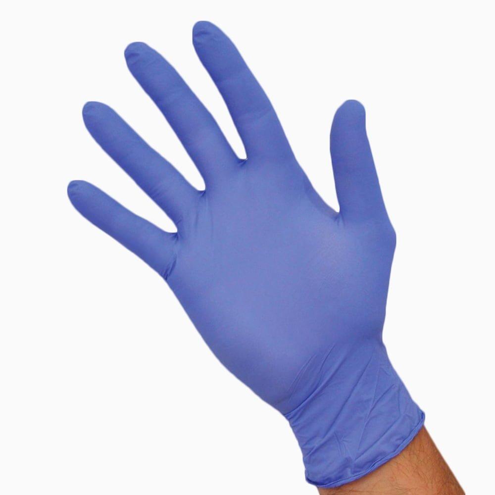 600-0604 DERMAGRIP® Nitrile Gloves
