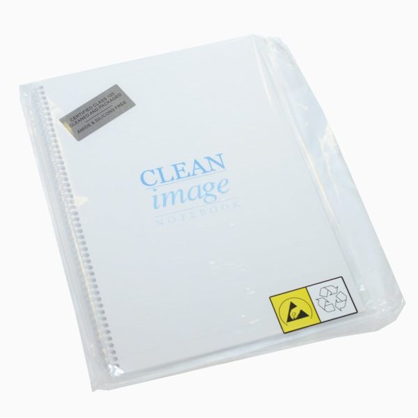 600-2008 INTEGRITY® Cleanroom Lined Notebook