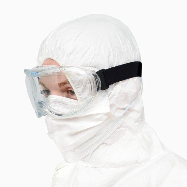 604-1000 INTEGRITY CLEANROOM® Anti-Splash Goggles