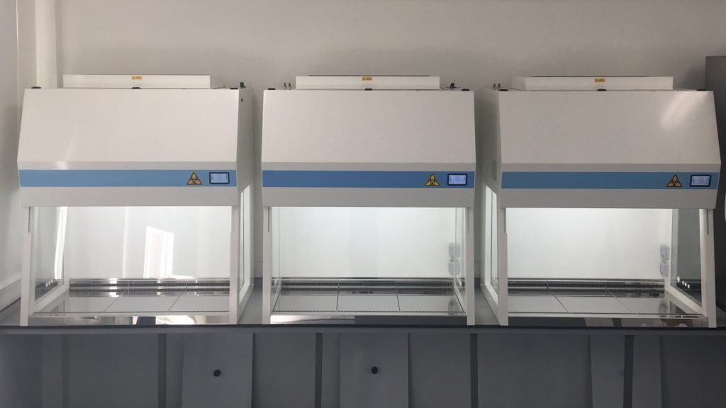 ISO 4 Cleanroom Biological Safety Cabinets