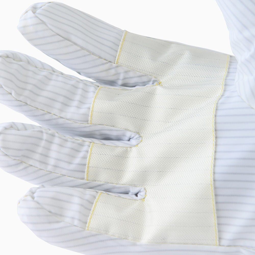 ESD Heat resistant palm gloves
