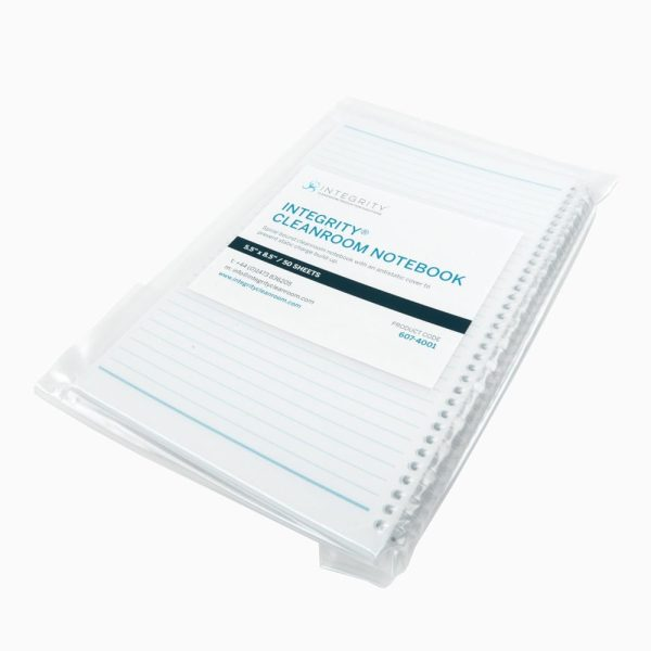cleanroom notebook pack