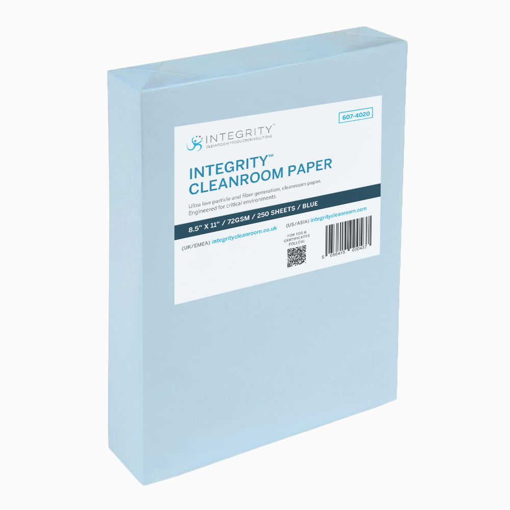 CLEANROOM PAPER DOCUMENTATION
