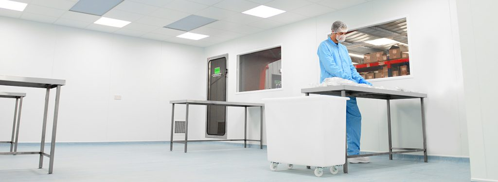integrity cleanroom